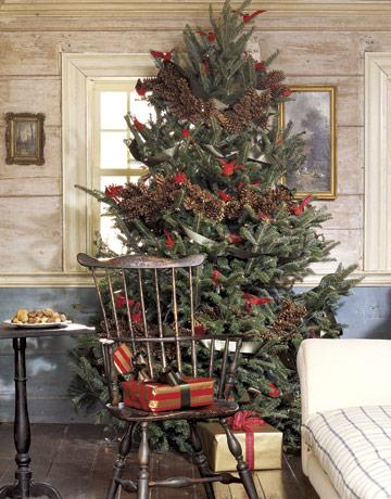 Natural christmas (aké dekorácie si môžeš vyrobiť sama:) ☃ - Reťaz zo šišiek