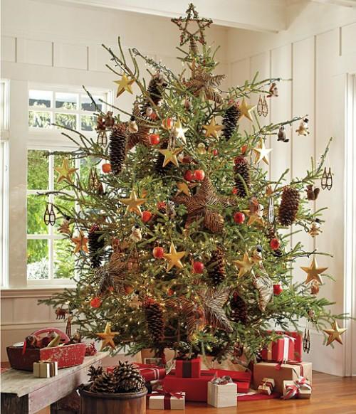 Natural christmas (aké dekorácie si môžeš vyrobiť sama:) ☃ - Obrázok č. 15