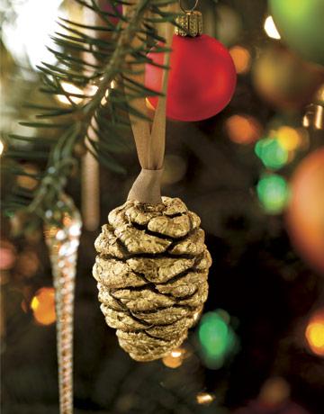 Natural christmas (aké dekorácie si môžeš vyrobiť sama:) ☃ - Jednoduché ale pekné