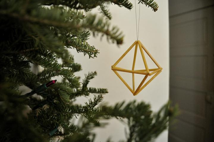 Natural christmas (aké dekorácie si môžeš vyrobiť sama:) ☃ - Slama