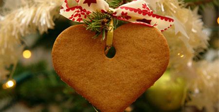 Natural christmas (aké dekorácie si môžeš vyrobiť sama:) ☃ - Do medovníka dierku a máme krásnu a lacnú ozdobu