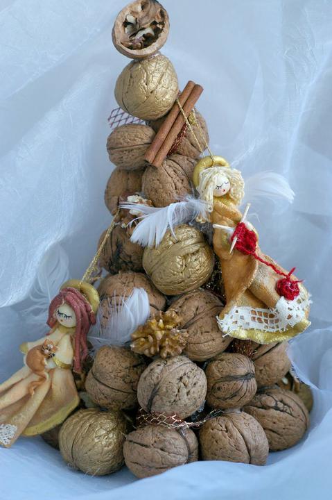 Natural christmas (aké dekorácie si môžeš vyrobiť sama:) ☃ - Obrázok č. 71