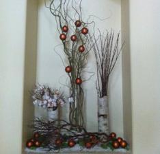 Váza z kôry brezy