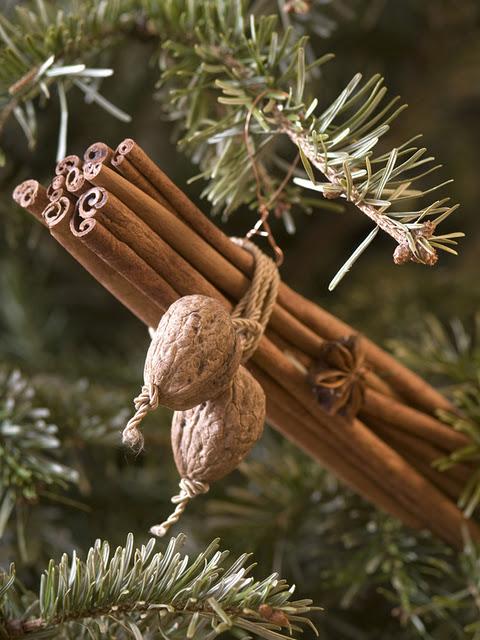 Natural christmas (aké dekorácie si môžeš vyrobiť sama:) ☃ - Obrázok č. 126