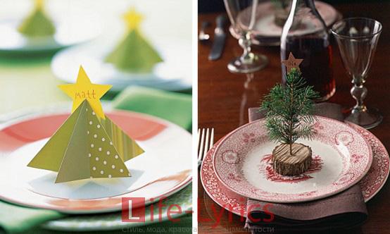 Natural christmas (aké dekorácie si môžeš vyrobiť sama:) ☃ - Na pravo - môj tohtoročný víťaz prestierania