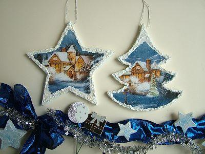 Natural christmas (aké dekorácie si môžeš vyrobiť sama:) ☃ - postup tu: http://www.opitec.sk/clanky/kreativne-zimne-darceky/