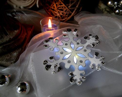 Natural christmas (aké dekorácie si môžeš vyrobiť sama:) ☃ - http://organiser-anniversaire.fr/activites-creatives/un-anniversaire-de-decembre-pour-les-petits-757