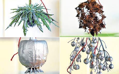 Natural christmas (aké dekorácie si môžeš vyrobiť sama:) ☃ - makovica bodliak
