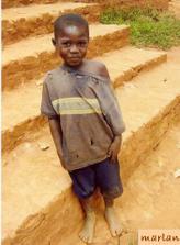 Tak to je náš synek Míla. Adopce na dálku 27.9.2006.......1.11. jsme dostali 1. dopis