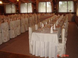 v tejto sale budeme mat svadbu