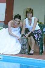 s maminkou a naším miláčkem