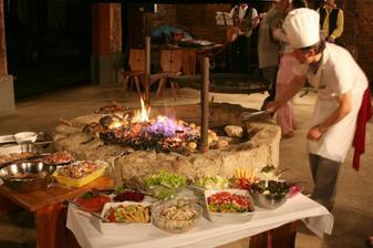 mistr kuchař čaruje