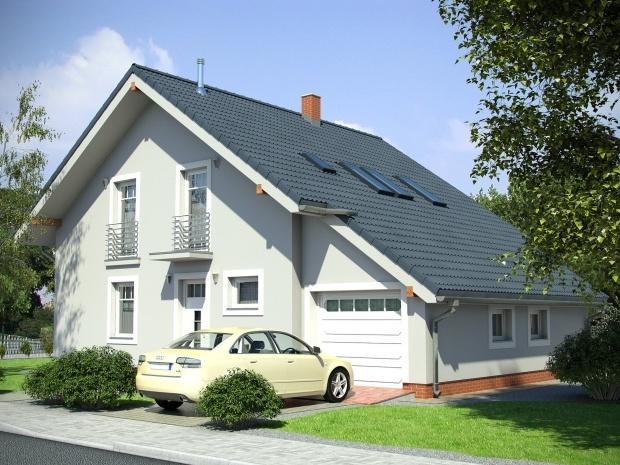 Príprava na bývanie ;-) - takto bude vyzerat nas junior :-) len fasada ina ;-)