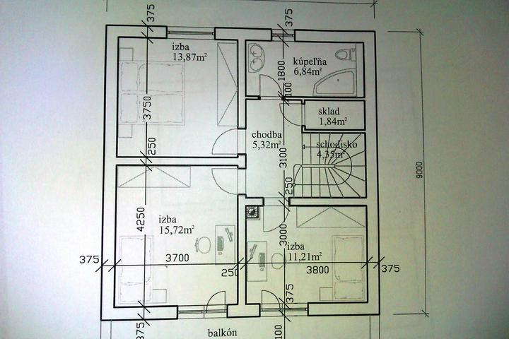 Príprava na bývanie ;-) - Taky moj mix Kompaktu 502 a Juniora od Ard :-)