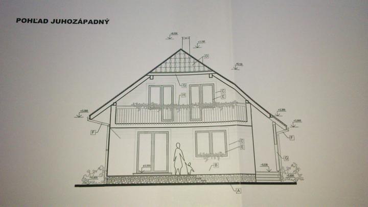 Príprava na bývanie ;-) - dole terasove dvere z obývačky, okno do pracovne ; hore sú balkónové dvere zo spálne a detskej izby :-)