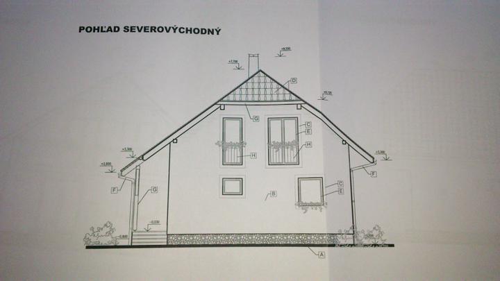 Príprava na bývanie ;-) - dole okno kúpeľňa a kuchyňa, hore franc.okno z kúpeľné a detskej izby