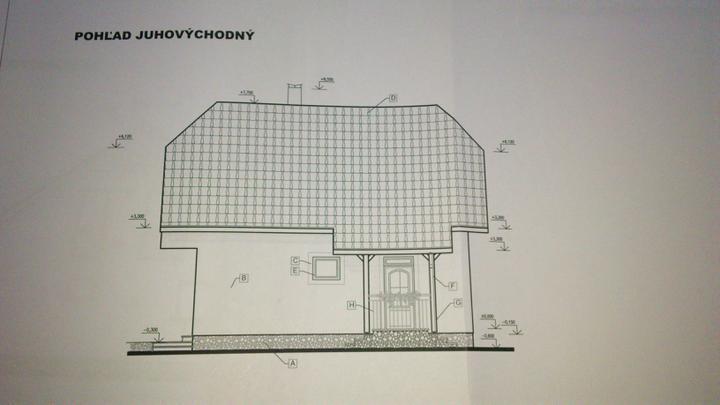 Príprava na bývanie ;-) - vchod a okno schodisko :-)