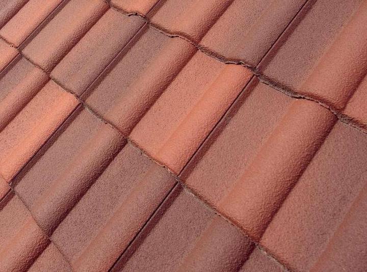 Príprava na bývanie ;-) - vybrali sme si strechu...Bramac Montero, odtieň Canyon :)