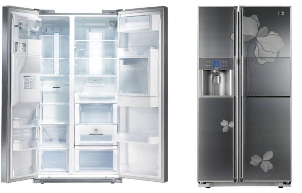Príprava na bývanie ;-) - chladnička určite americká...a do tejto som sa zamilovala :)