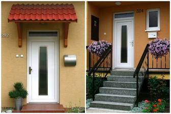 objednane vchodove dvere Perito elegance Patricie ;) budu taketo iste aj s tym svetlikom ;)