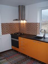 Moja oranžová kuchyňa