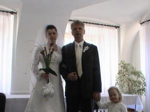 ja muj tata a ma neter