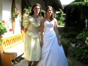 Super falešná nevěsta...