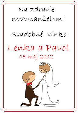 LenkaPalko - na vinecko :)