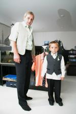 tatínek a bráška nevěsty
