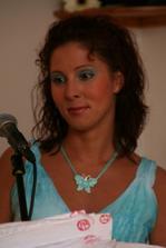 Báječná zpěvačka Markéta Vítková