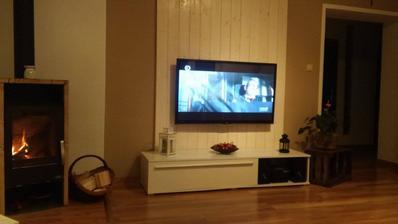zmena v obývačke <3