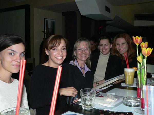 Stretnutie v Bratislave 19.5.2005 - carrie, lusa, happygirl, pappo, adikp