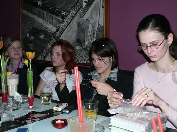 Stretnutie v Bratislave 19.5.2005 - katulienka, rajcalu, alexandra, michi