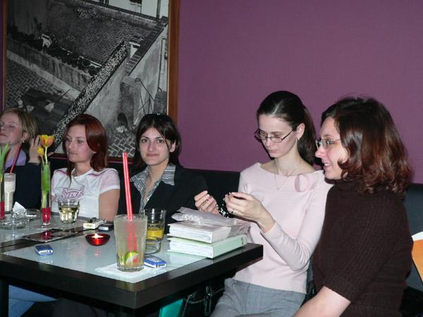 Stretnutie v Bratislave 19.5.2005 - katulienka, rajcalu, alexandra, michi, prvosienka