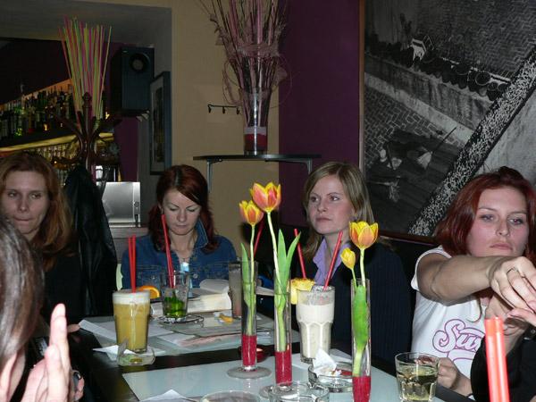 Stretnutie v Bratislave 19.5.2005 - adikp, michelle, katulienka, rajcalu