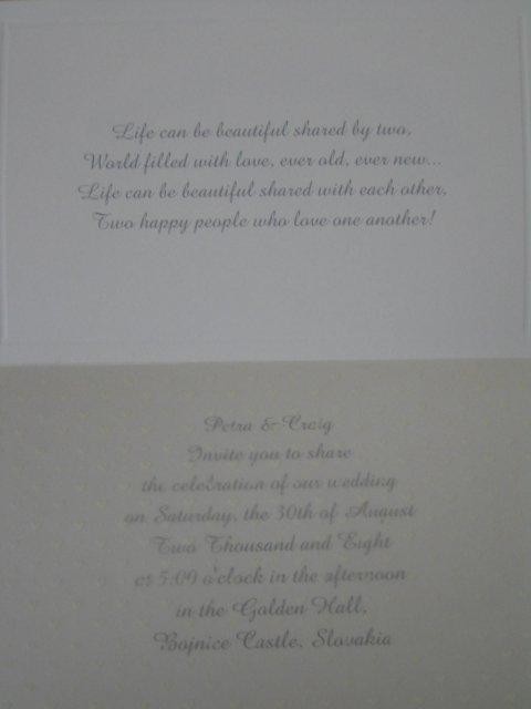 Wedding Royale - anglicka verzia
