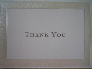 vybrali sme tieto dakovne karty s peknym elegantnym lemovanim