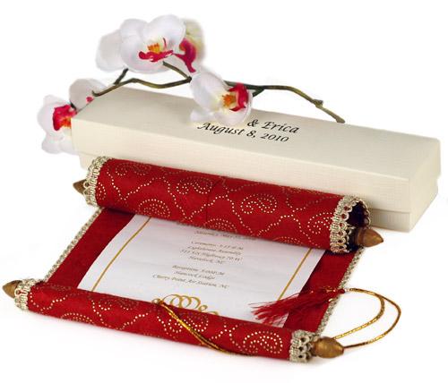 Wedding Royale - hmmm, aj v cervenom to vyzera chic :) :) :)