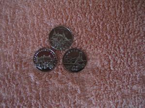 nechame si vyrazit svadobnu mincu ako darcek pre hosti na pamiatku
