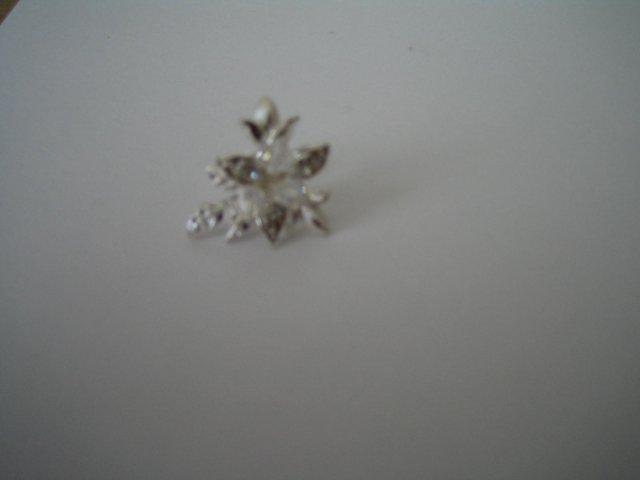 Wedding Royale - detail nausnice (trochu rozmazany)