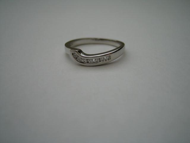 "Wedding Royale - moja ""matching wedding band""/ ""pasujuca"" svadobna obrucka"