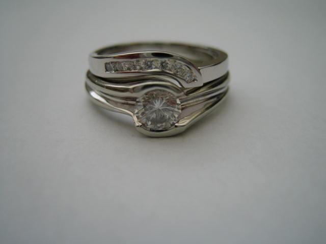 Wedding Royale - svadobny prsten v konecnom vysledku...