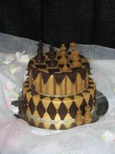 kralovska svadobna torta