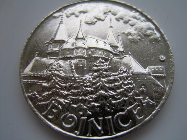 Wedding Royale - zadna strana svadobnej mince