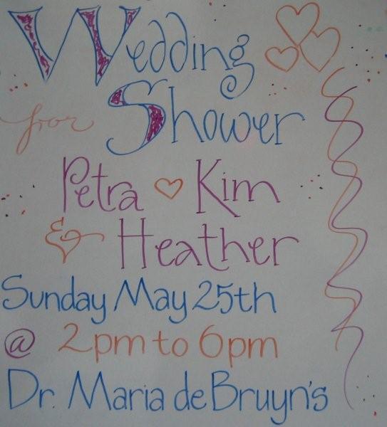 Bridal Shower and things... - Obrázok č. 2