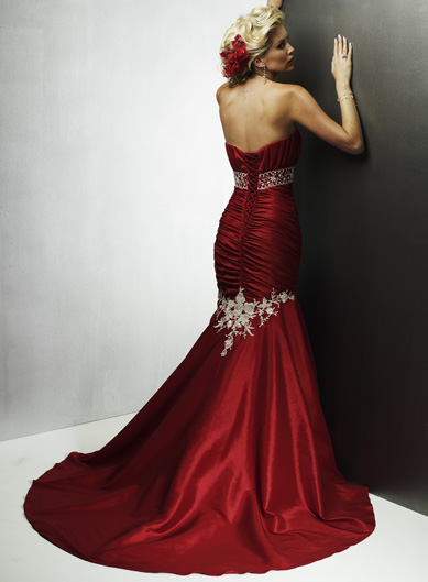 Bridal Shower and things... - Amara Lee v cervenom