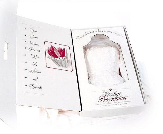 "Bridal Shower and things... - svadobne saty ""zakonzervovane"" na pamiatku"