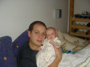 9.9.2008 se nám narodila Magdalénka