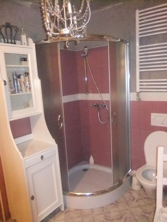 Vidiecky sen 2 - nie celkom hotovo, ale už funkčná kúpeľňa