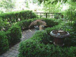 snívam o nostalgickej záhrade